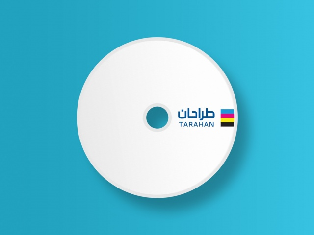 لیبل CD